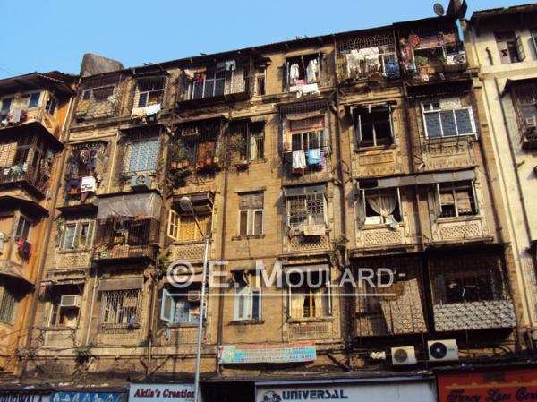 Immeuble à Mumbai