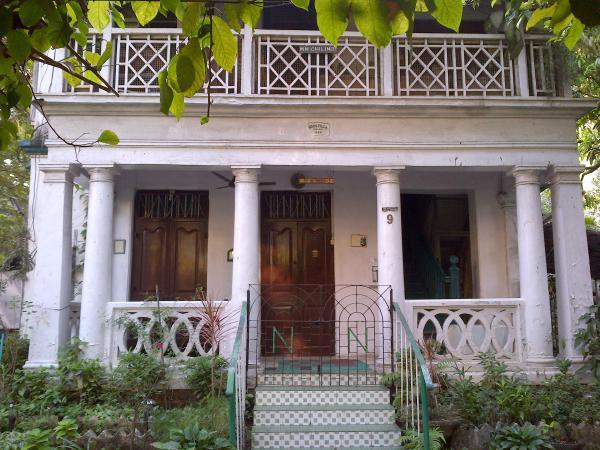 153 - A Bandra bungalow