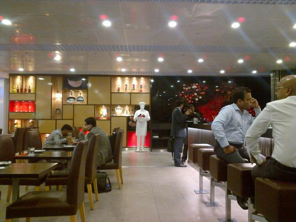103 - In Hyderabad airport