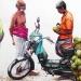 L'Inde en dessins 1 - Vendeur de noix de coco