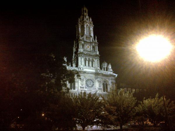 117 - Paris by night