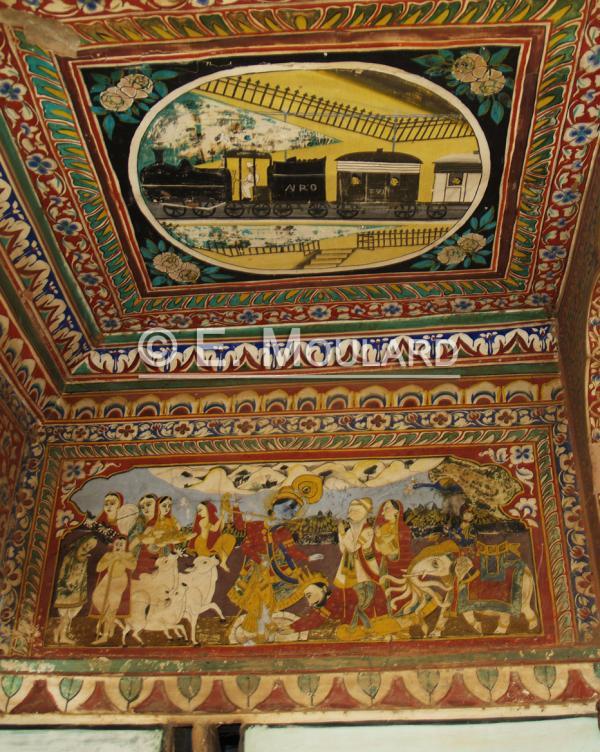 Les peintures du Shekawati: entre tradition et modernité 4