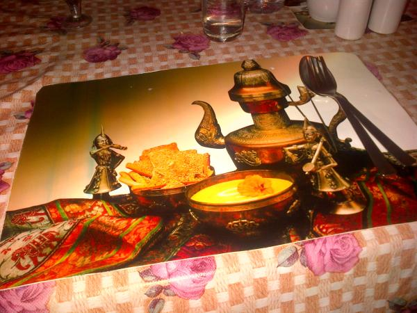 12 - Lunch in Hyderabad