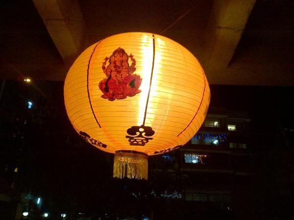 144 - Diwali lights still sparking
