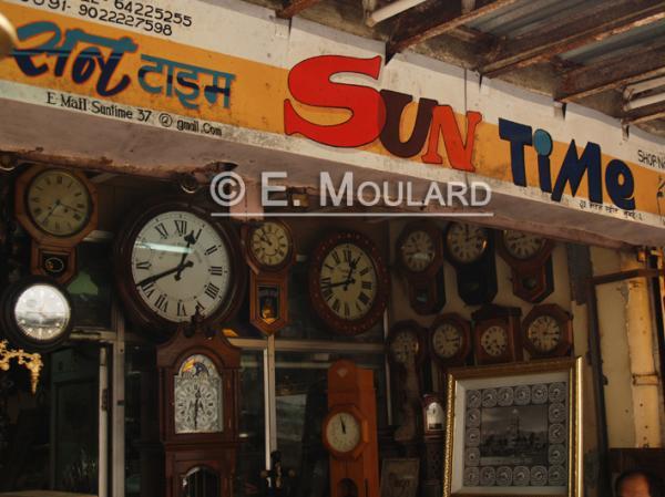 A Sunday in Chor Bazar