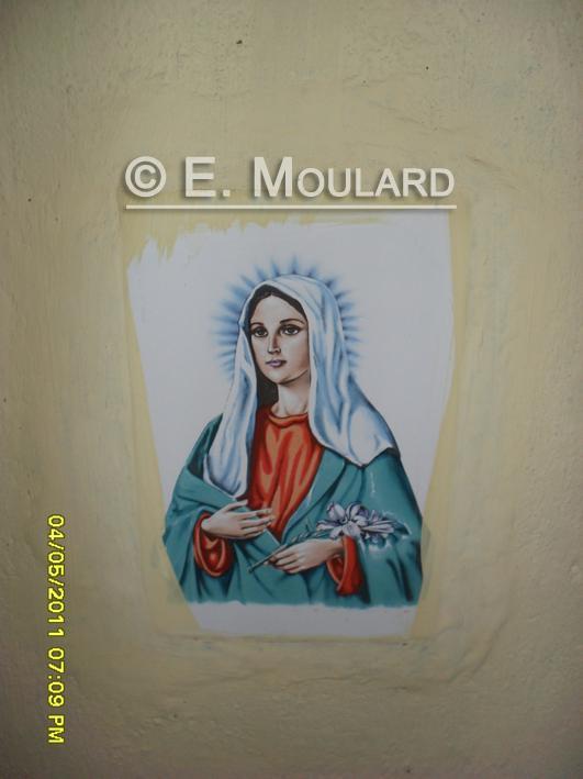 Idols on the walls - Christian