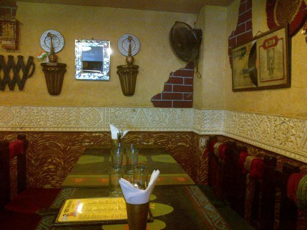128 - Lunch at Papa Pancho