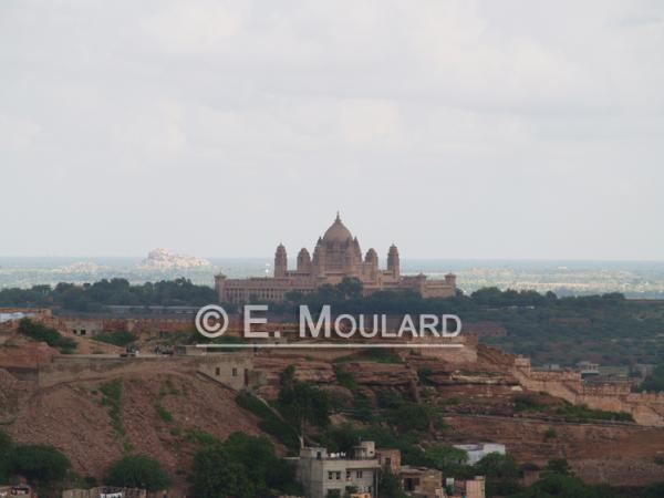 Umaid Bhawan Palace à Jodhpur