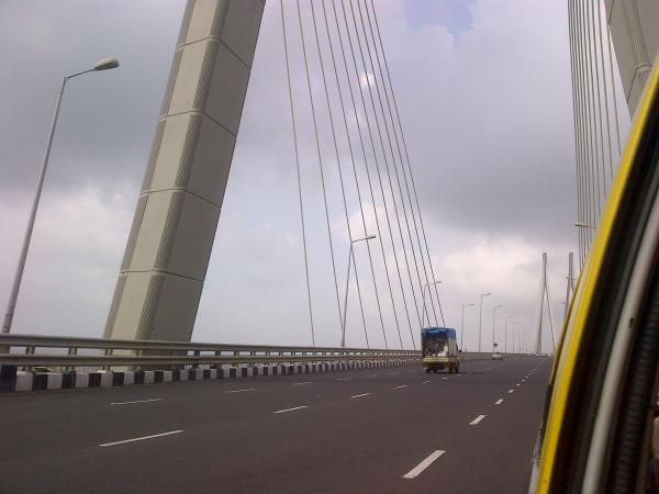 108 - On the sea link