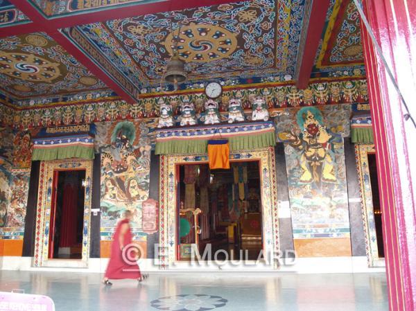 Rumtek monastère