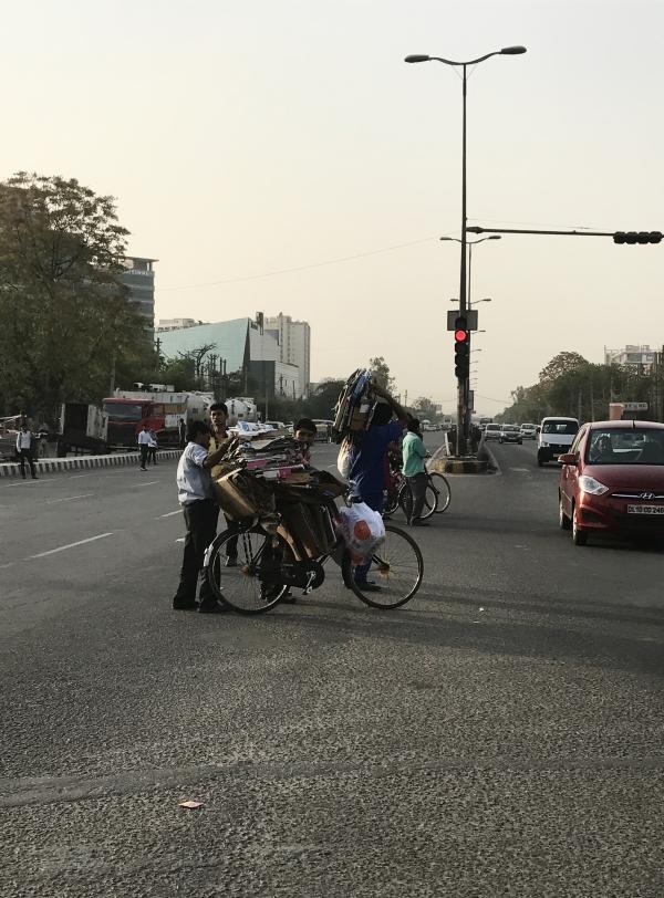 Day 36 - Traffic scene