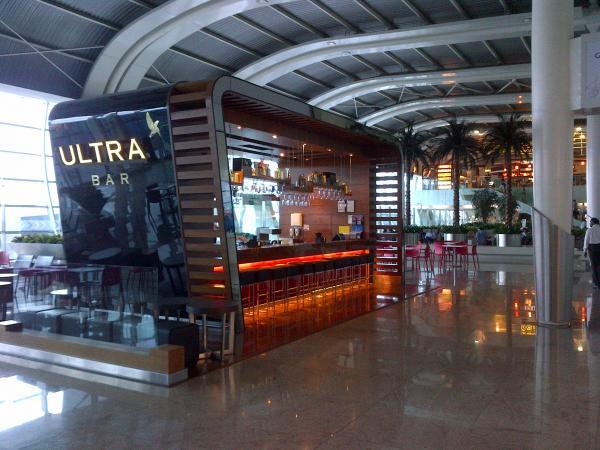 11 - Good morning Mumbai (airport)!