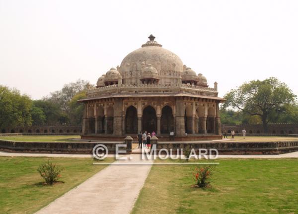 Tombe de Humayun à Delhi