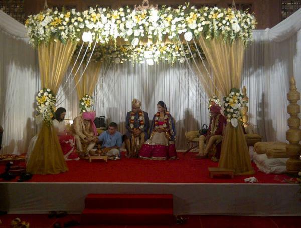 43 - North Indian wedding in Goa