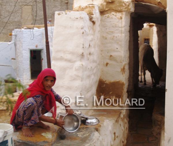 Dans le fort de Jaisalmer