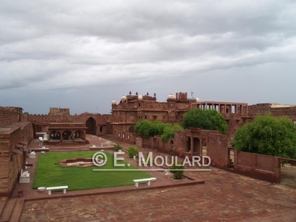 Le fort de Pokhran
