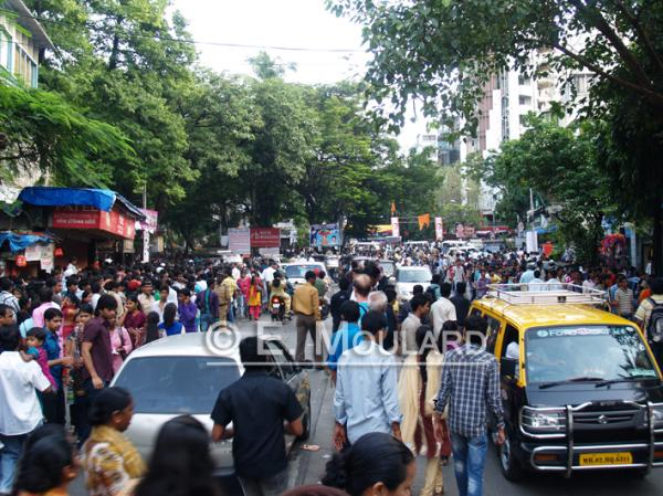 A Sunday at Bandra Fair 2