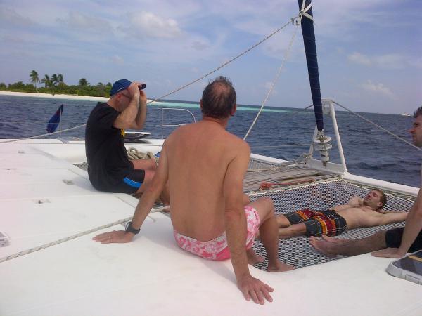 192 - Chilling in Maldives!