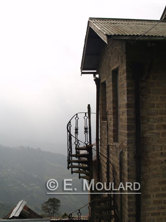 Maison à Darjeeling