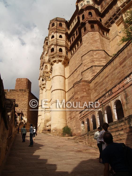 Mehrangarh Fort à Jodhpur